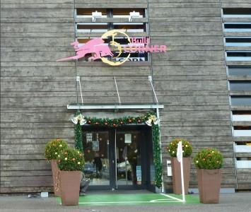 Frühstück im Bulls' Corner in Salzburg