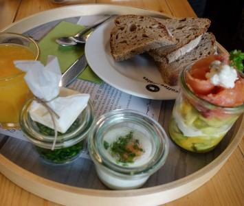 Frühstück bei den Coffee Pirates in Wien