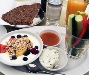 Palmenhaus - Frühstücken in Wien