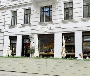 Brunch bei Marco Simonis in Wien