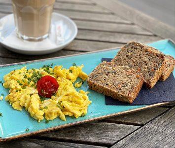 Frühstück im Stadtkind in Wien