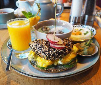Frühstück im yamm! in Wien