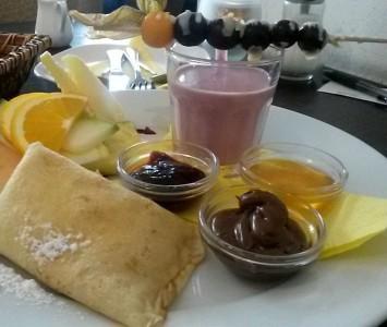 Frühstück im KuchenRausch in Berlin