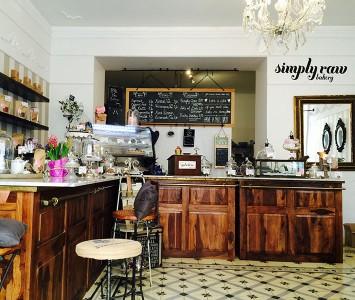 Simply Raw Bakery - Frühstücken in Wien