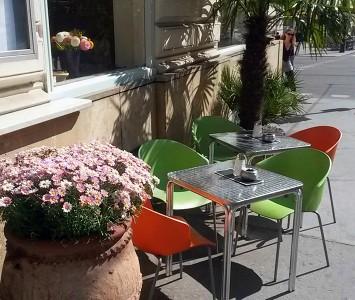 Cafe Eiles - Frühstücken in Wien
