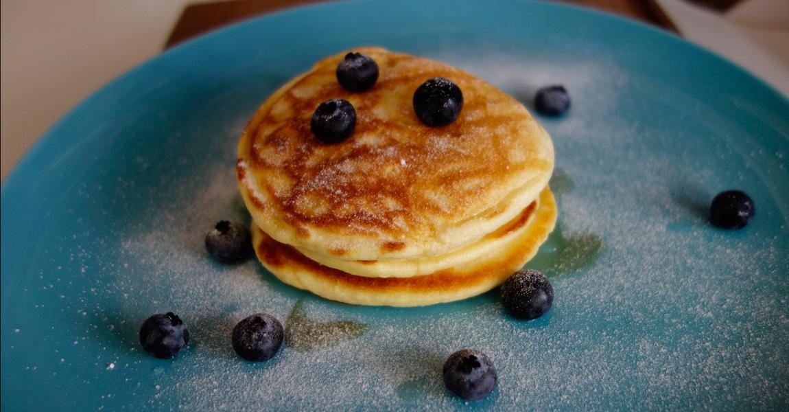 American Pancakes, Rezept von Jamie Oliver