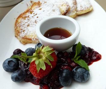 Frühstück im Vitalbistro Leichtsinn in Salzburg