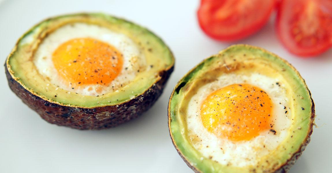 Avocado-Ei