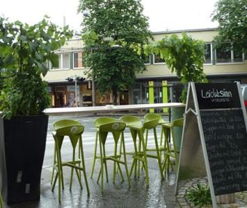 Vitalbistro Leichtsinn - Frühstücken in Salzburg