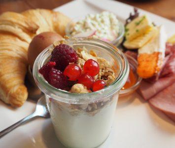 Frühstück im Eduard in Wien