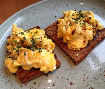Frühstück im Das Eduard in Wien