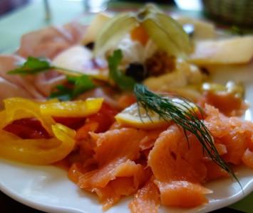 Frühstück im Café Clementine in Baden