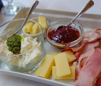 Frühstück im Das Wieden in Wien