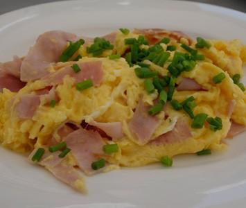 Frühstück im Restaurant Frey in Klosterneuburg