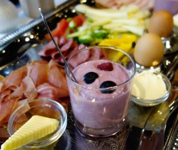 Frühstück im Jonas in Wien
