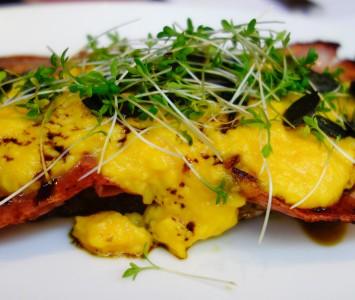 Frühstück im Naschas in Wien