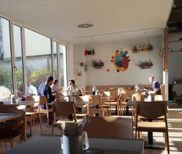 Frühstück in Die Liebe in Wien