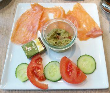 Frühstück im Rauwolf Rösthaus in der SCS