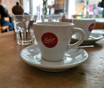 Frühstück im Figar in Wien