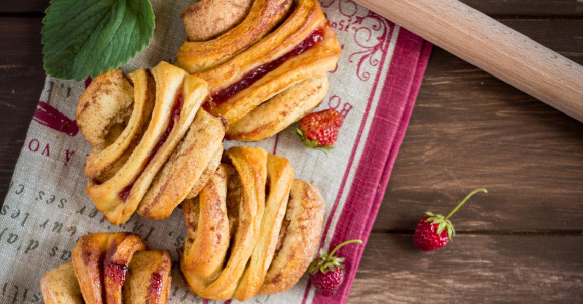 Rezept Franzbrötchen von Law of Baking