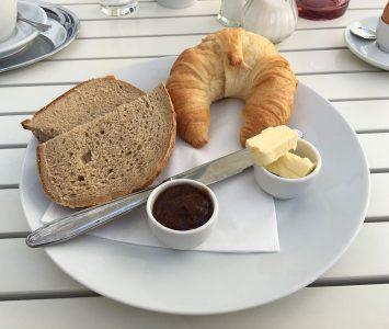 Frühstück im Gubler & Gubler in Wien