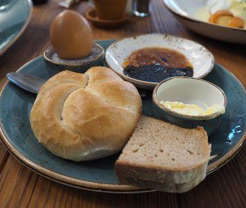 Frühstück im Ramasuri in Wien