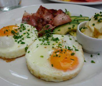 Frühstück im Finkh in Wien