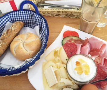 POS - Frühstücken in Wien