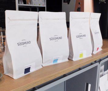 Neu in der Wipplinger Straße: Süssmund Kaffee