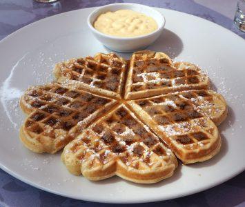 Frühstück im Liechtenstein 42 in Wien