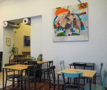 Frühstück im Otto Bauer in Wien