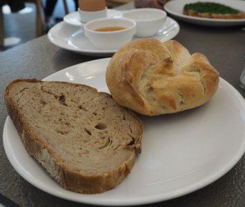 Frühstück im Strudls in Wien