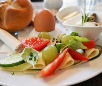Frühstück in der Cafebrennerei Franze in Wien