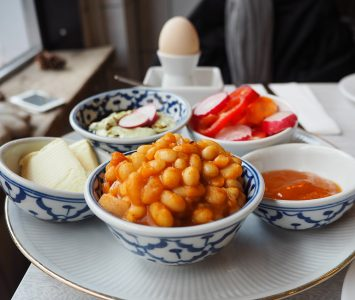 Frühstück im Landkind in Wien