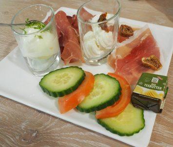 Frühstück im Rauwolf in Wien