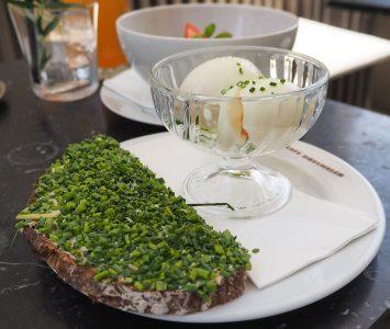 Frühstück im Café Drechsler in Wien