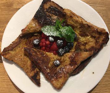 Frühstück in der Waldemar Tagesbar in Wien