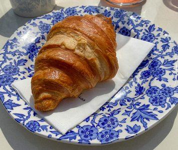 Frühstück im Motto am Fluss in Wien