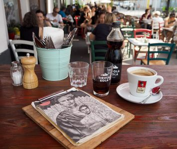 Frühstück im Café Frida in Wien