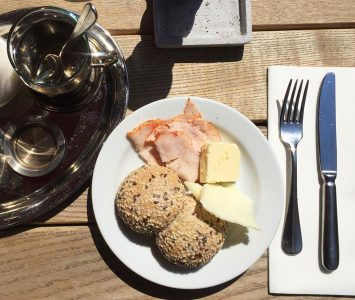 Brunch im Gustl kocht in Wien