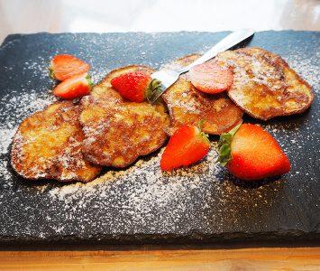 Frühstück im Immerland in Innsbruck