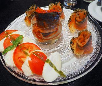 Frühstück im Lavendel in Innsbruck