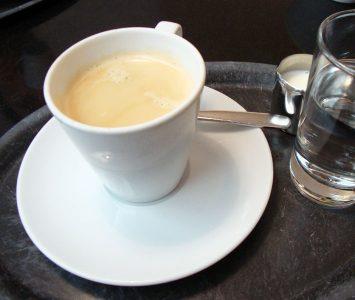 Frühstück im Café Katzung in Innsbruck