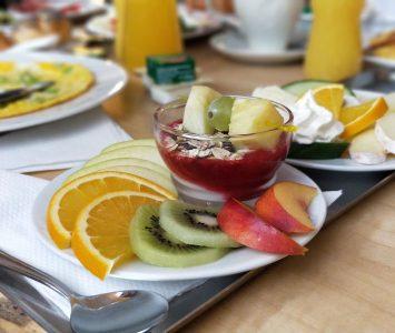 Frühstück im Café Plainer in Straßwalchen