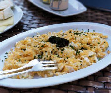 Frühstück im ARGE Beisl in Salzburg