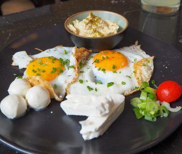 Frühstück im Florentin 1090 in Wien