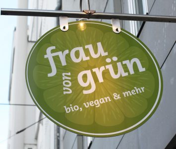 Frühstück im Frau von Grün in Salzburg