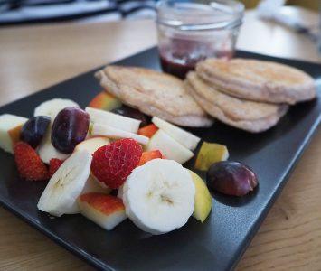 Frühstück im Moyome in Krems