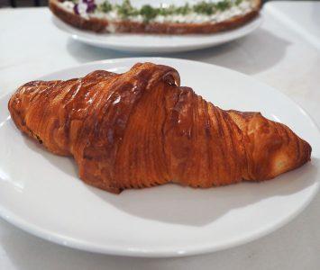 Frühstück im Parémi in Wien