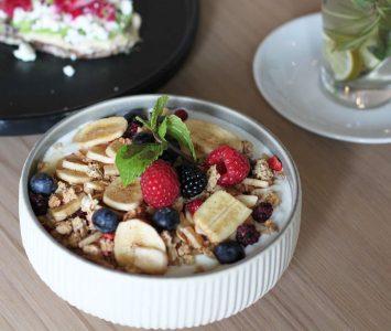 Frühstück im Pur:isst in Salzburg
